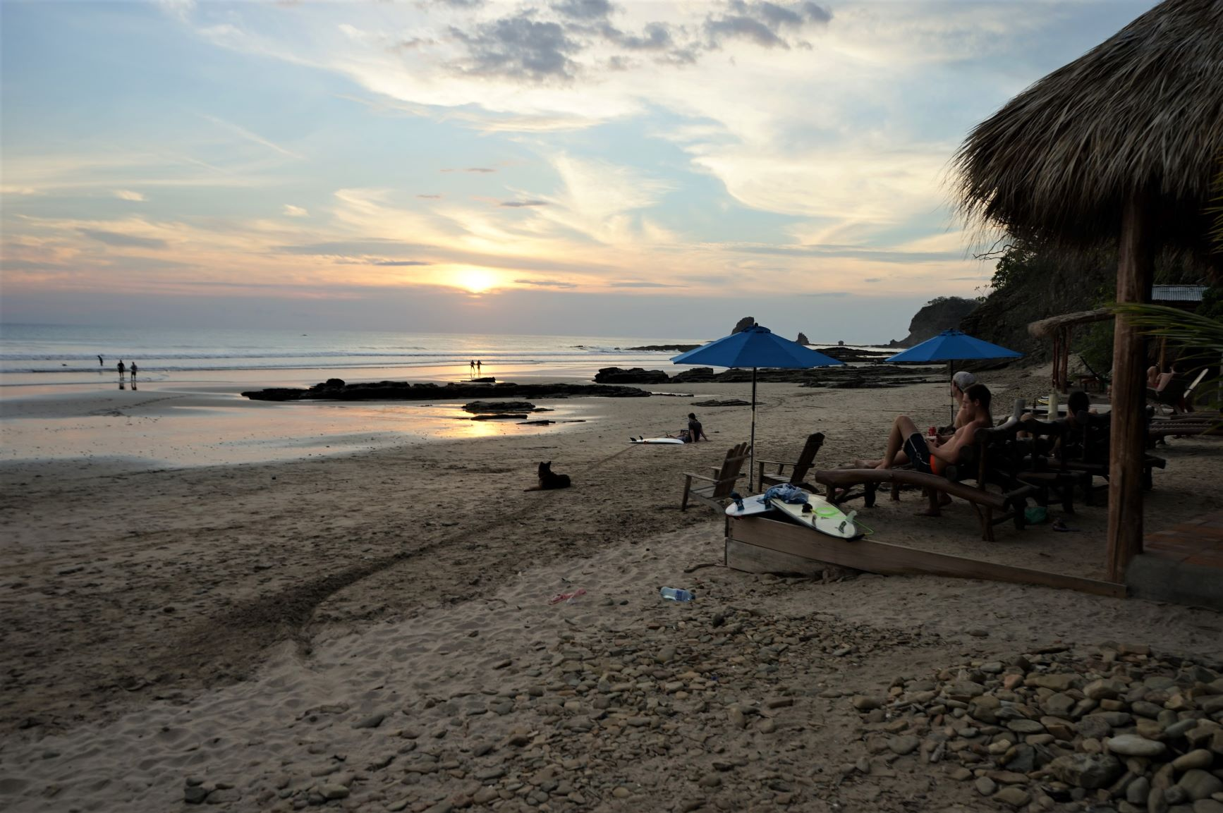Playa Maderas Nicaragua (30 Days Surfing in Paradise)